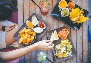 eating, restaurant, food